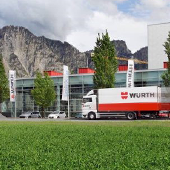 Würth International, Landquart